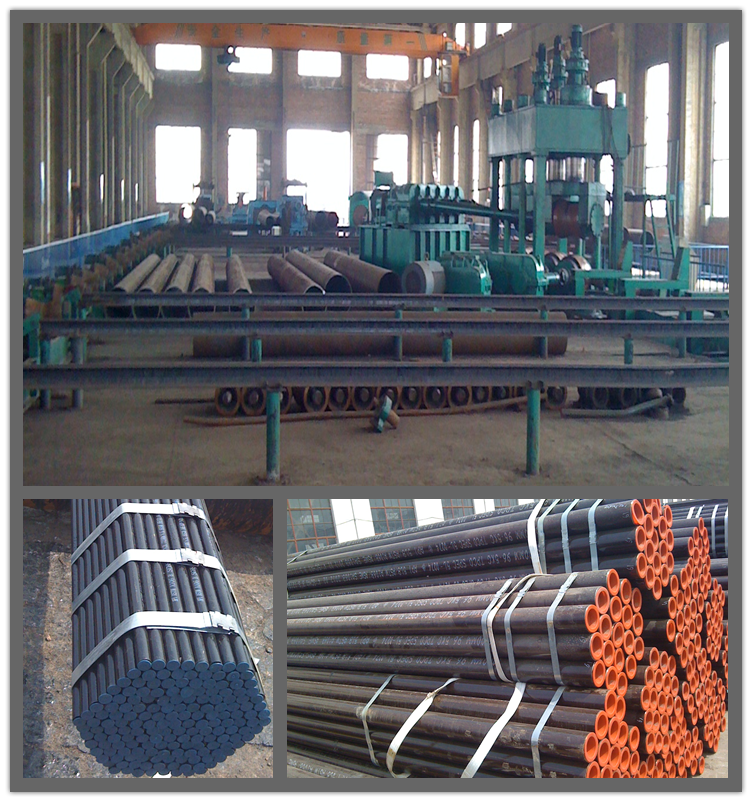 Buy steel pipe