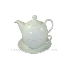 Juego de té de porcelana caliente de una persona para BS140122G