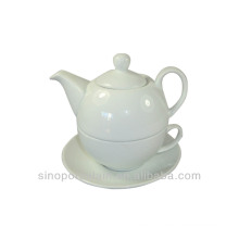 Hot Porcelain One Person Tea Set for BS140122G