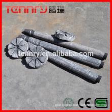 Supply Graphite Rotor For Degassing Aluminum