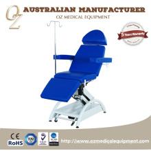 Equipamento médico da cadeira médica da transfusão da cadeira da cadeira intravenosa da infusão