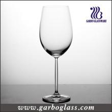 Vente en gros de verre à vin en cristal sans plomb sans plomb