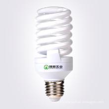 Ampoule à spirale T2 ampoule à économie d'énergie spirale pleine vente chaude