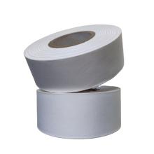 Comfortable Soft underwear garment Polyester taffeta wash label ribbon