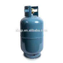 Gute Qualität hohe Stabilität geschmiedete 35.5L leere Gasflaschen zum Verkauf