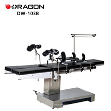 DW-103B Table d'opération d'ophtalmologie hydralique électrique
