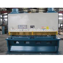 QC11Y-6 * 3200 hydraulische CNC-Metallplatte Schermaschine Preis