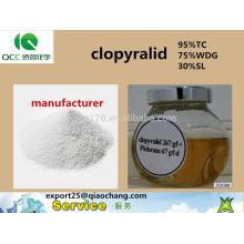 Клопиралид 95% TC 75% WDG 30% SL гербицид cas no 1702-17-6 -lq