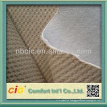 Polyester Car Seat Jacquard Brushed Fabric Bonding Fabrics