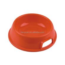 Eco-friendly Color Printing Plastic Pet Feeder Dog Bowls