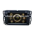 Precio de choque alta calidad wince 6.0 multimedia central del coche para GMC Yukon / Acadia / Sierra con GPS / BT / SWC / Virtual 6CD / 3G / ATV / iPod