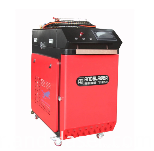 Fiber Laser welding Machine for precision welding