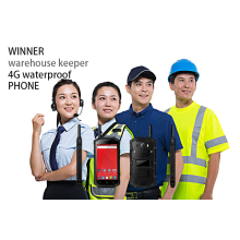 warehouse keeper 4G waterproof  PHONE