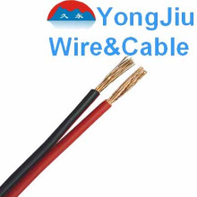 Electric Wire Parallel Cable PVC Insulation Flexible Flat Cable