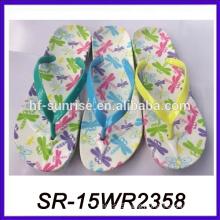 summer fashion pvc air blowing shoes slippers pvc pvc slipper