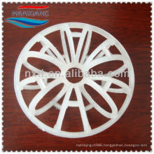 pp pe plastic tellerette rosette ring tower packing