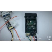 distância do laser que mede o preço infravermelho do sensor