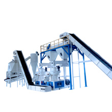 Rotexmaster Pellet Making Production Line
