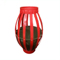 Oilwell Hinged Canvas Cementing Basket for Concrete Pillars