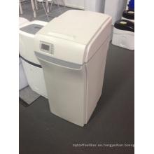 Descalcificador de agua automático único del gabinete 3500L / H