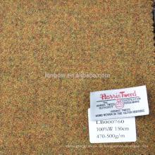 Lagerbestand Tweed Stoff