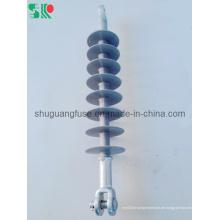 33kv 70kn Silikon Gummi Polymer Aufhängung Isolator