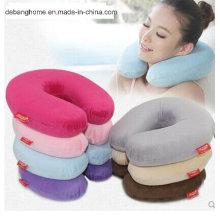 Travesseiro de espuma de pescoço da moda e popular de 2014