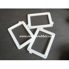 Junta de silicona cuadrada resistente al calor