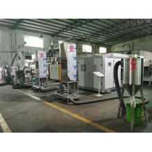 Máquina de reciclagem de plástico PE Granulator Machine