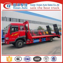 FEW 4*2 truck-mounted scissor lift platform