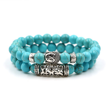 turquoise friendship Love set jewelry bracelet