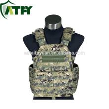 Digital Camo Bulletproof Jacket tactical vest military body armor
