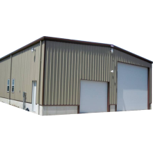 Best Selling Items 20 X16.5 M Friendly Pre-enginnered Materials Prefabricated New Steel Structure Commercial Warehouse
