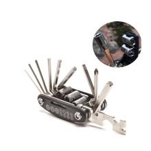 Multifuncional chave de fenda ajustável chave bicicleta bicicleta ferramenta