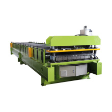 Guaranteed galvanised steel sheet corrugated Roof Roll Forming making Machine