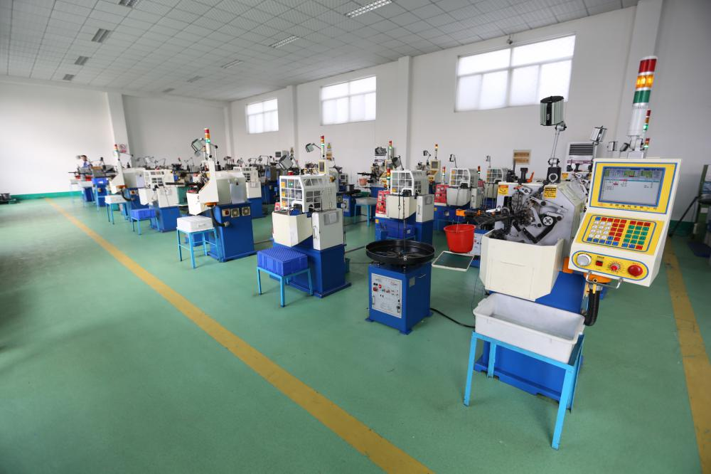 oil seal spring production line