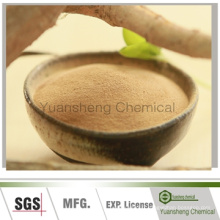 Superplastifiant Jaune à l'Acide Sulfonique Sulfate de Sodium Sel (FDN-C)