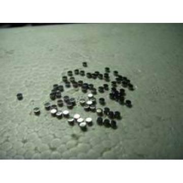 Contacts de tungstène pur à haute pureté / électrodes de pin ponctuel / résistant à la soudure
