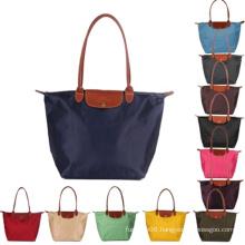 Reusable OEM folding shopping bag for sale
