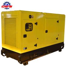 горячая продажа генератор трейлер,мобильный генератор 64 кВт 80 кВА дизель генераторной установки