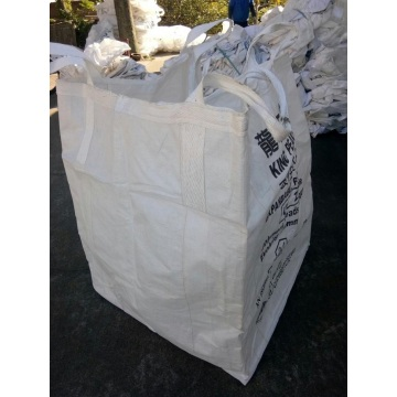 Gebrauchte Super Sacks Bulk Bag Recycling