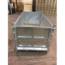 Caisses de caisse en métal robuste