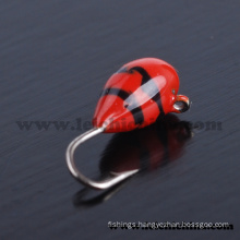 Ice Fishing Lure Tungsten Ice Jig Wholesale