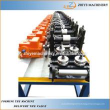 Barra de la cruz que hace la máquina