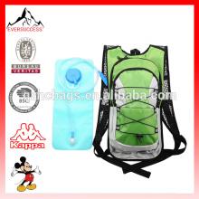 Pack d'hydratation avec 2L vessie d'eau sac à dos pour la randonnée à vélo