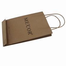 Paper Bag - Brown Kraft Paper Shopping Bag