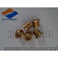Gr5 titanium bicycle screw