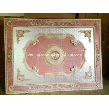 New PS Material Artistic Ceiling for Luxurious Interior Decoration 1824-2