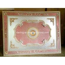 Nouveau plafond artistique pour la décoration intérieure luxueuse 1824-2