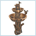 Small Bronze Water Fountain for House Decoration